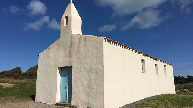 Chapelle of the Port de la Meule EN