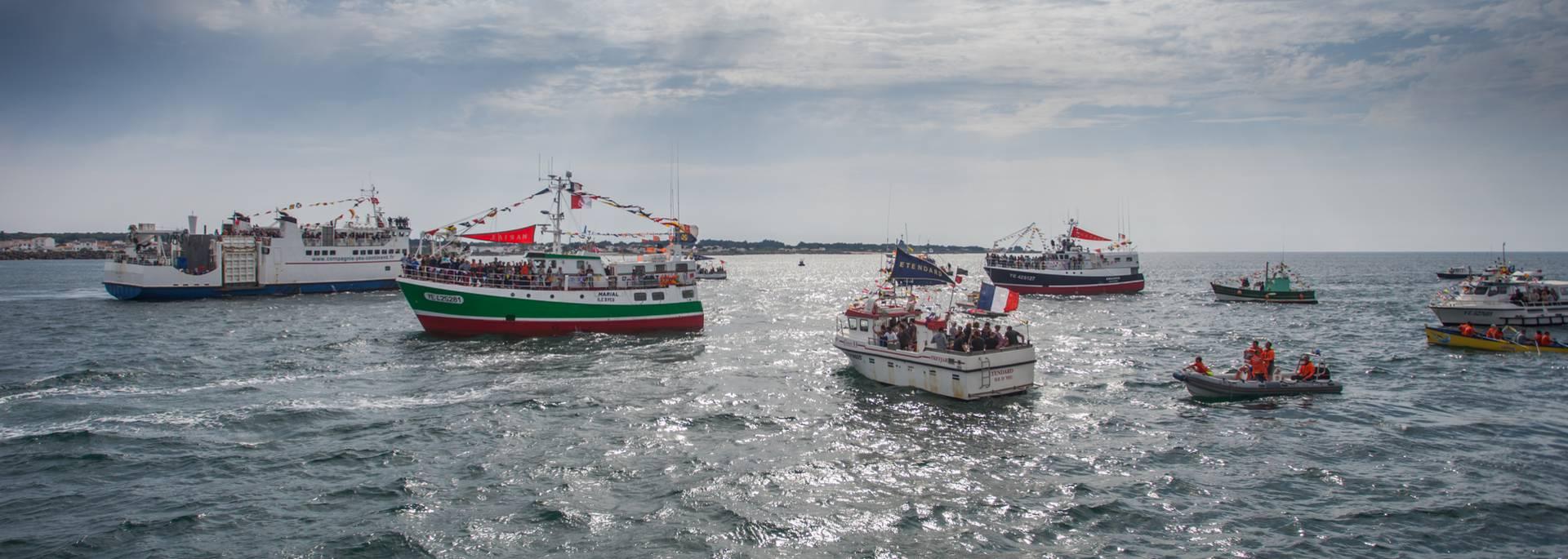 Festival of the sea, Ile d'Yeu