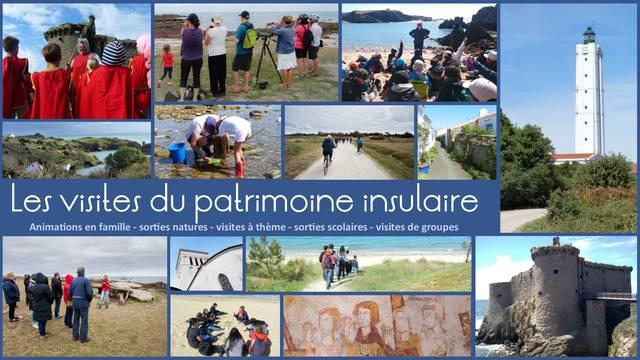 Visites du Patrimoine - English