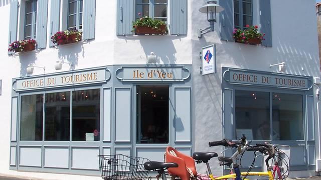 The Tourist Office of L'île d'Yeu