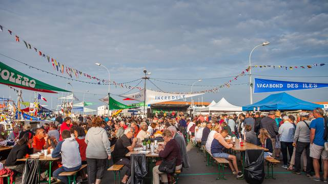 Festival of the sea - Ile d'Yeu