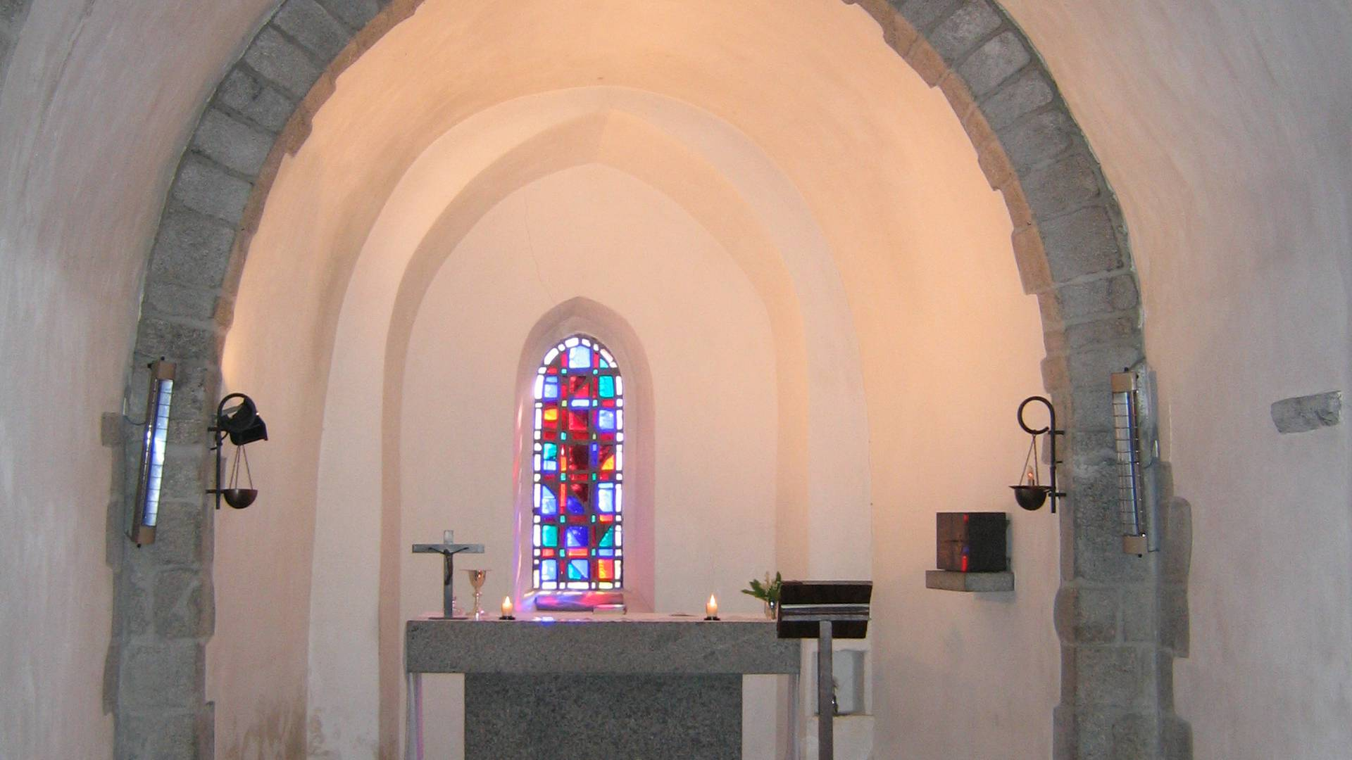 Chapel of Notre dame de la Paix