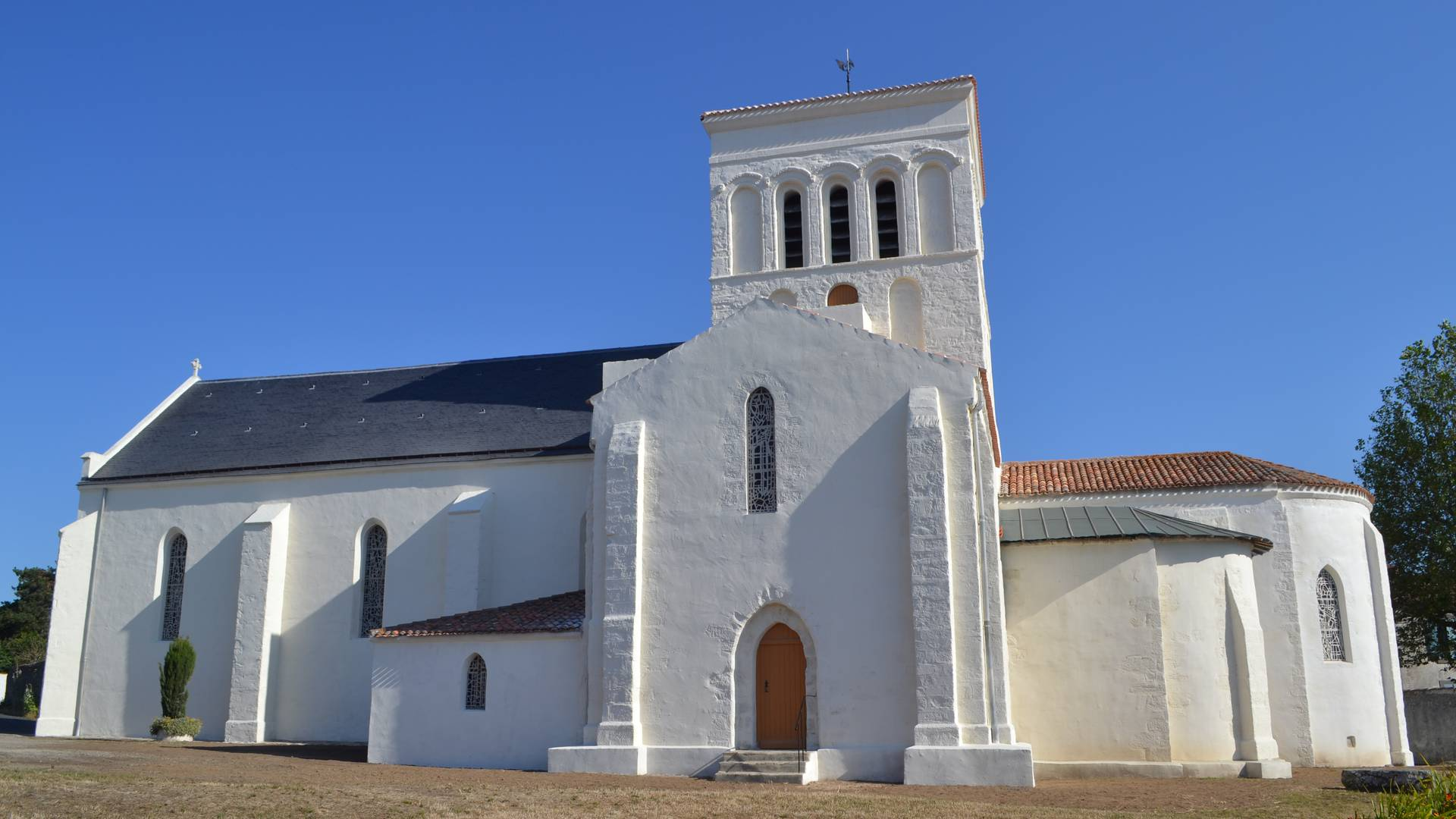 Church of Saint-Sauveur – Ile d'Yeu
