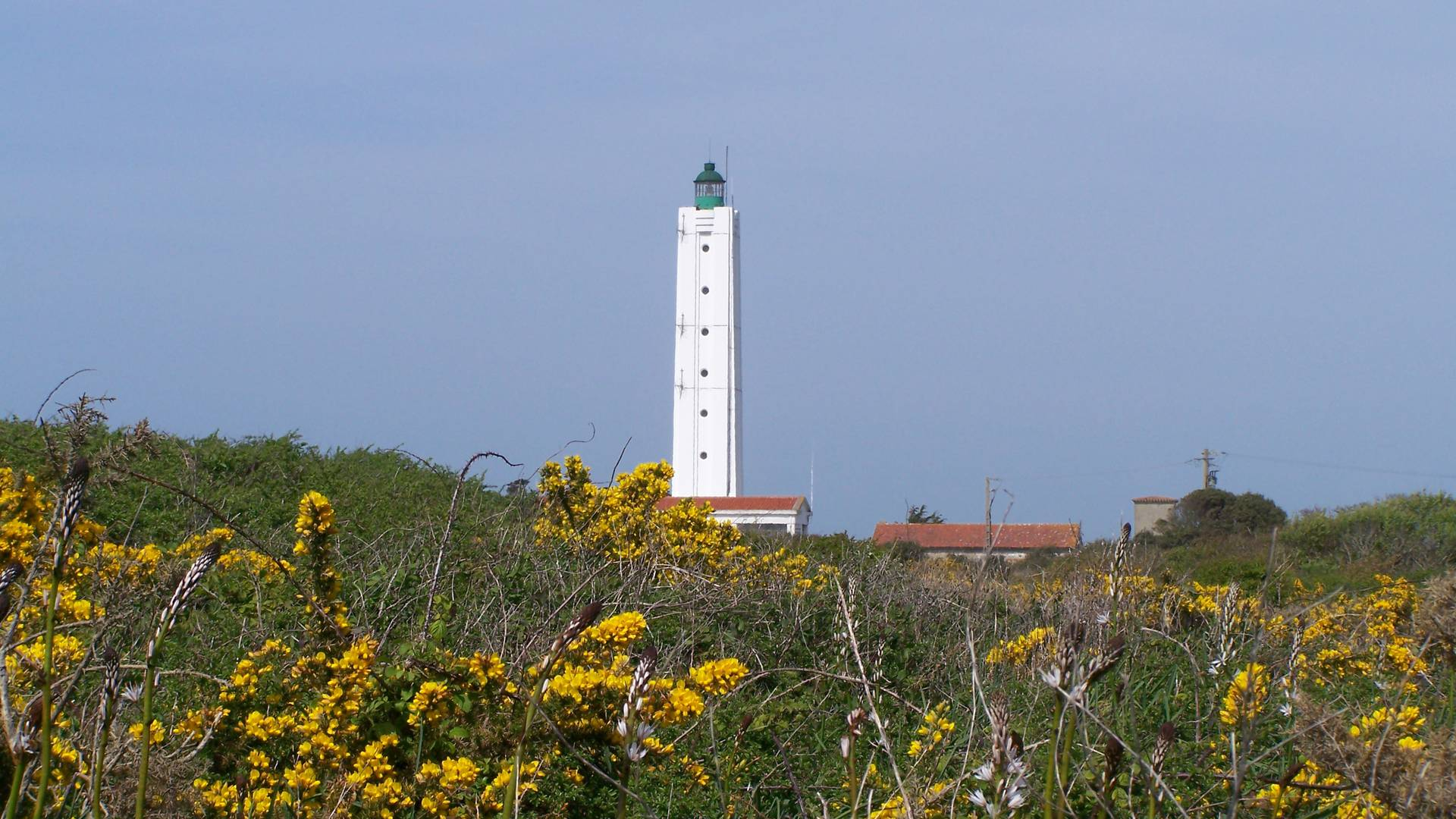 Grand Phare lighthouse, Heritage of the Ile d'Yeu