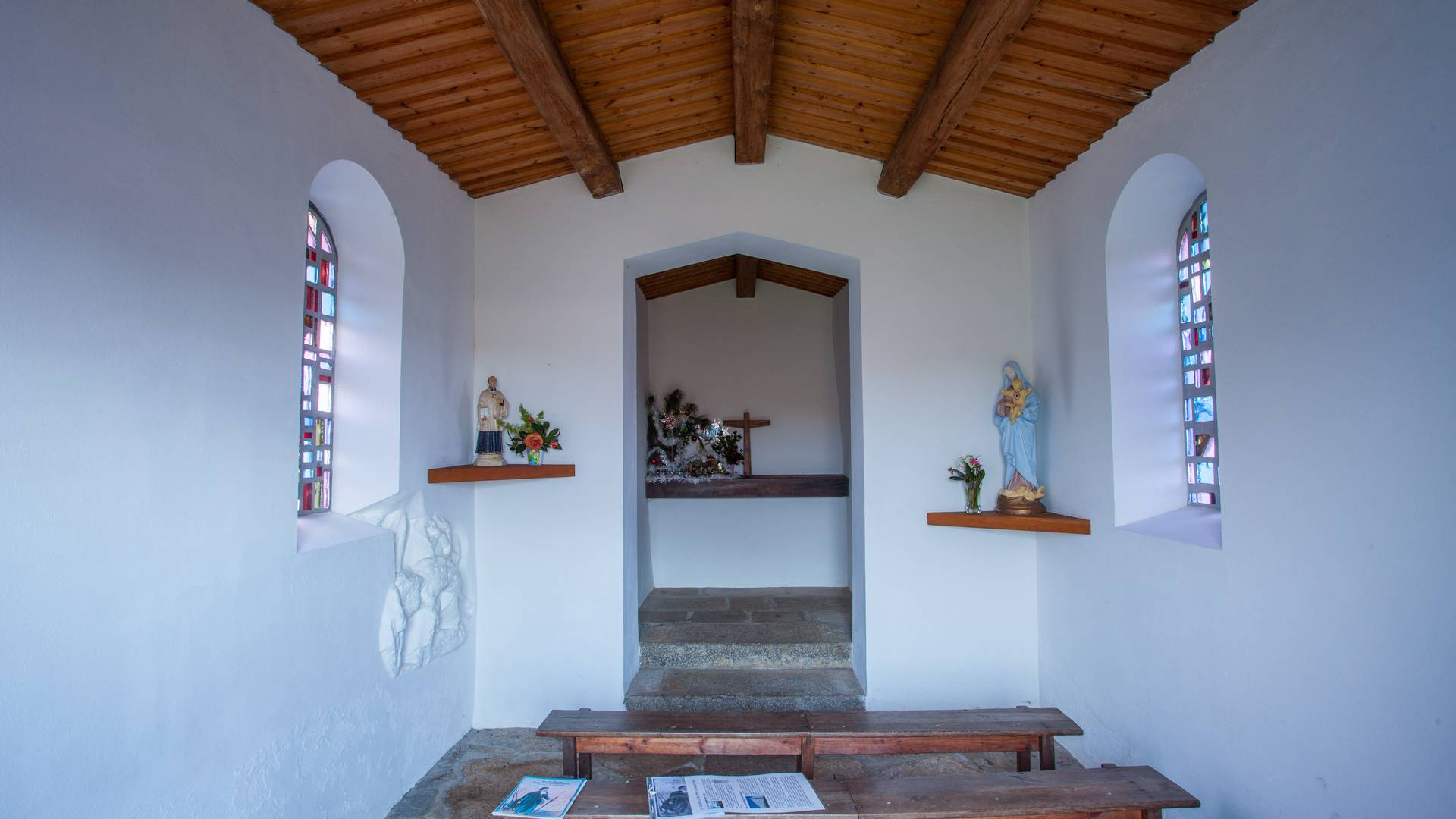 Chapel of Père de Montfort, Ile d'Yeu © Ile d'Yeu Tourist Office