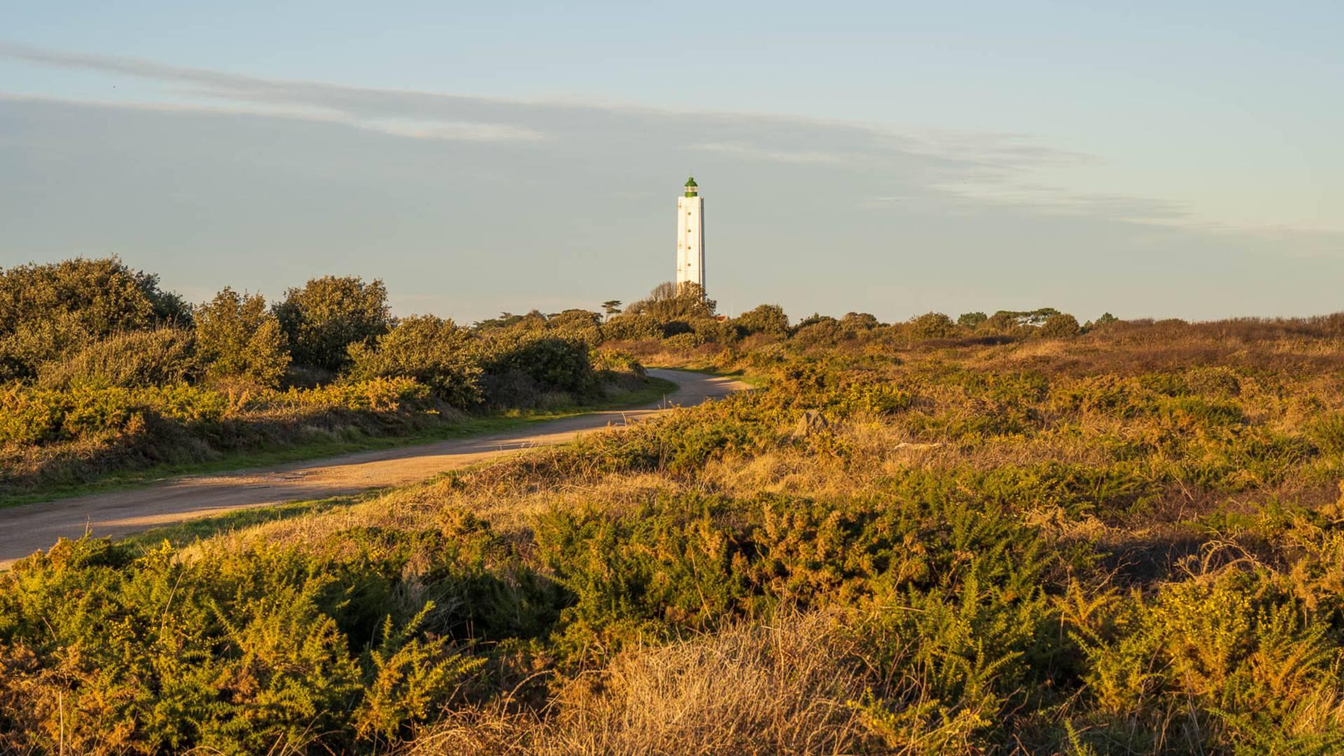 Lighthouse Le Grand Phare de L'île d'Yeu © Julien Gazeau - Vendée Expansion