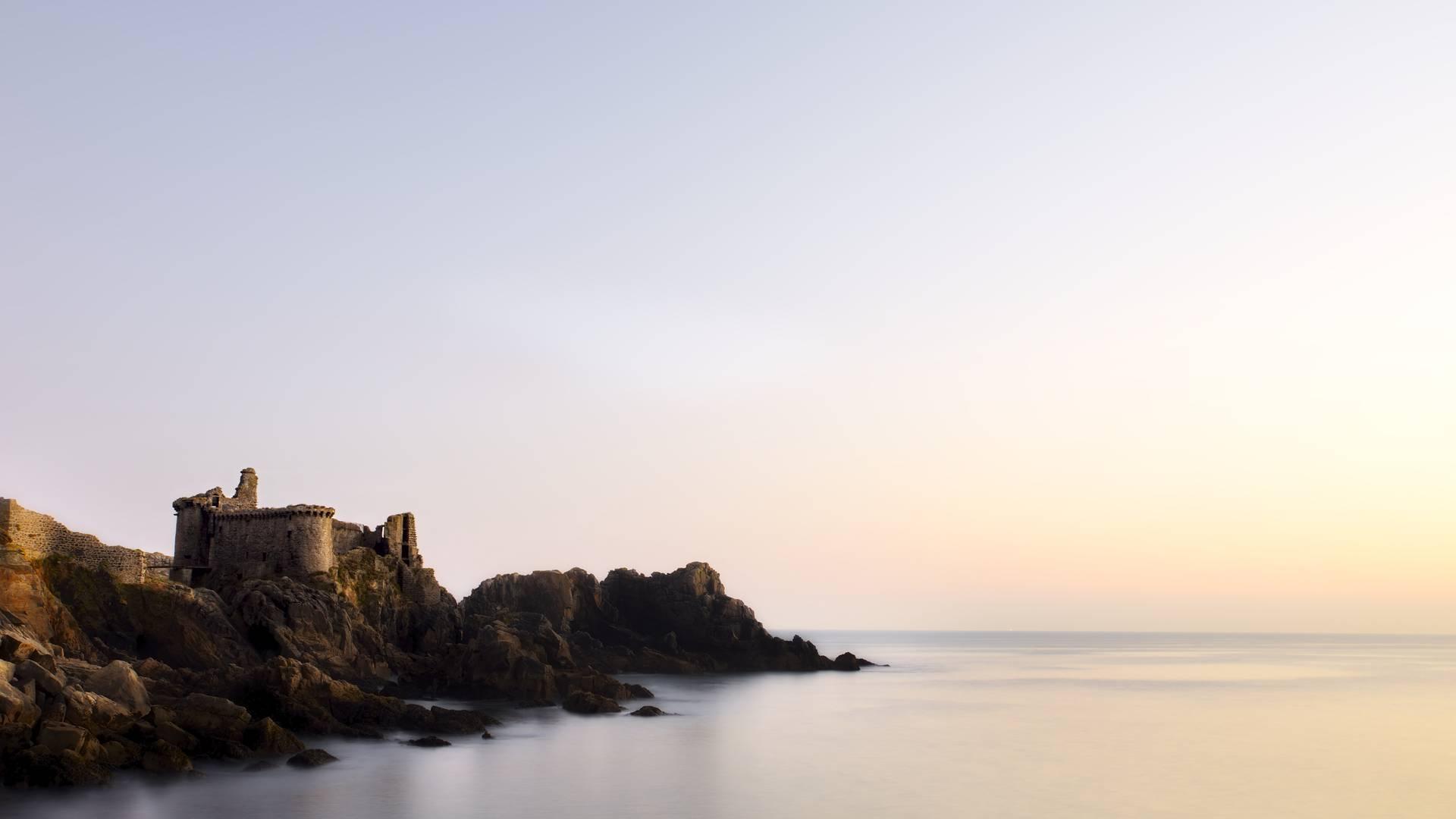 Le Vieux Château, L'île d'Yeu © Aurélien Curtet