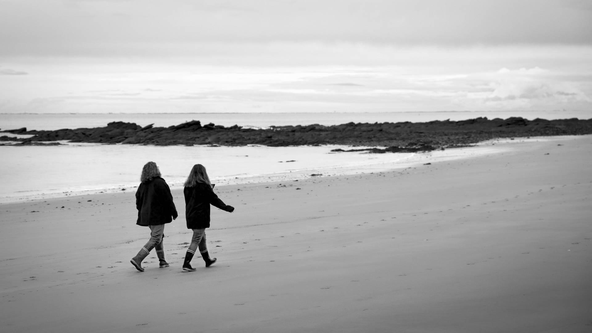 Boardwalk, L'île d'Yeu © Aurélien Curtet