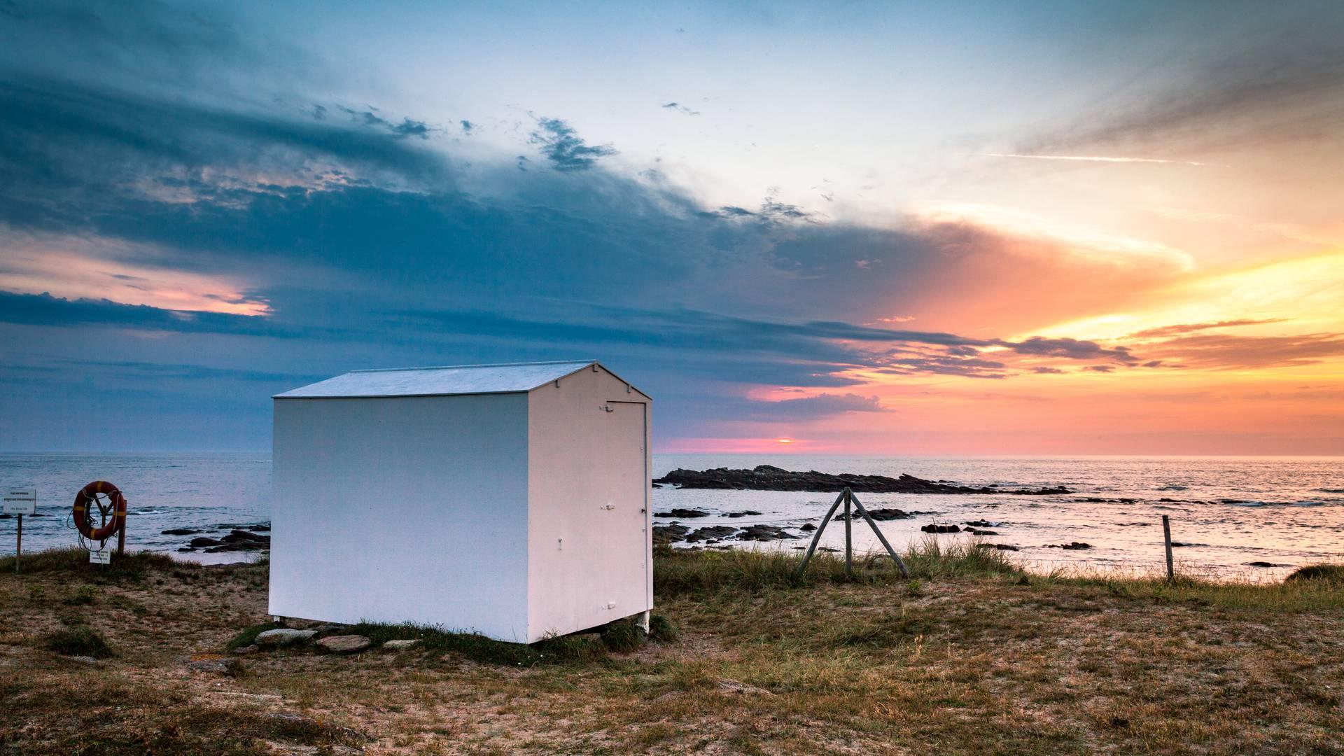 Cabin, L'île d'Yeu ©  Office de Tourisme de l'île d'Yeu