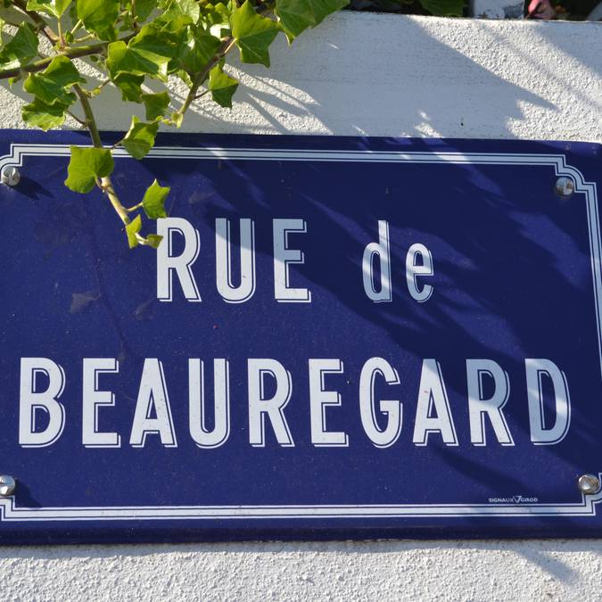 Streets of Saint-Sauveur, Ile d'Yeu
