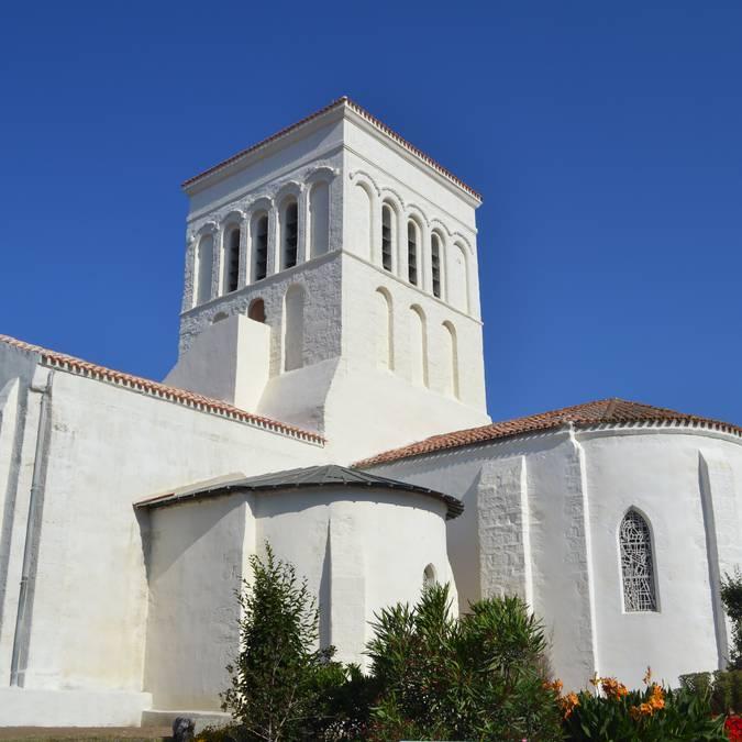 Church of Saint Sauveur, Isle d'Yeu