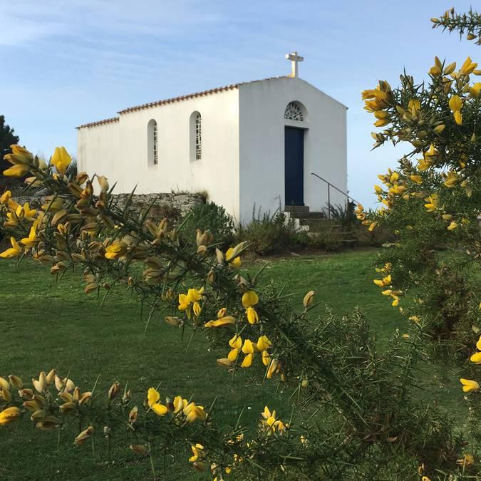 Chapel of Notre Dame du Calvaire, Père de Montfort, Ile d'Yeu