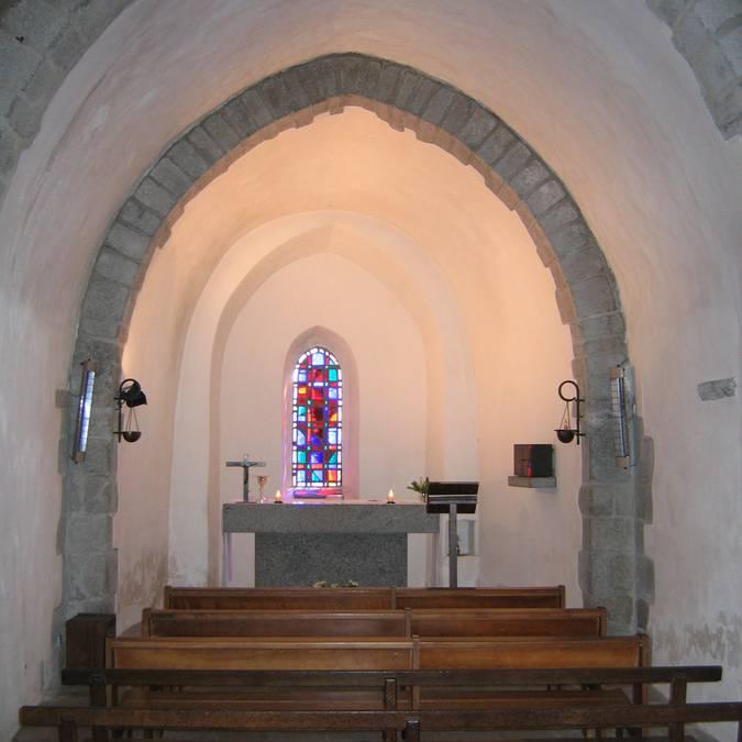 Chapel of Notre Dame de la Paix, Ile d'Yeu