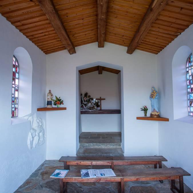 Chapel of Père de Montfort, Ile d'Yeu
